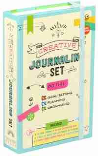 Creative Journaling Set by Editors Of Thunder Bay Press