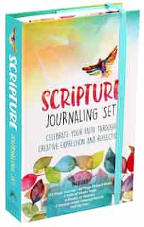 Scripture Journaling Set by Editors Of Thunder Bay Press
