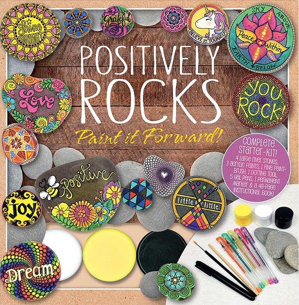 Positively Rocks by Editors Of Thunder Bay Press