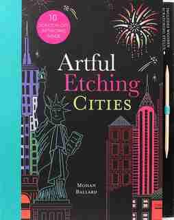Artful Etching: Cities by Mohan Ballard