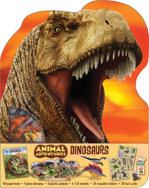 Animal Adventures: Dinosaurs by Sarah Albee
