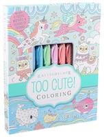 Kaleidoscope: Too Cute! Coloring