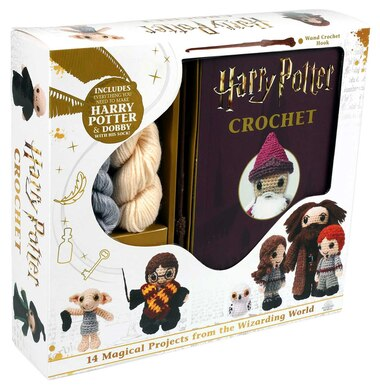 Harry Potter Crochet by Lucy Collin