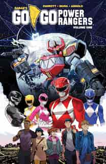 Saban's Go Go Power Rangers Vol. 1 by Ryan Parrott