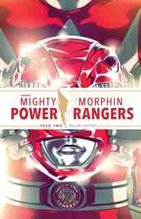 Mighty Morphin Power Rangers Year Two Deluxe Edition by Kyle Higgins