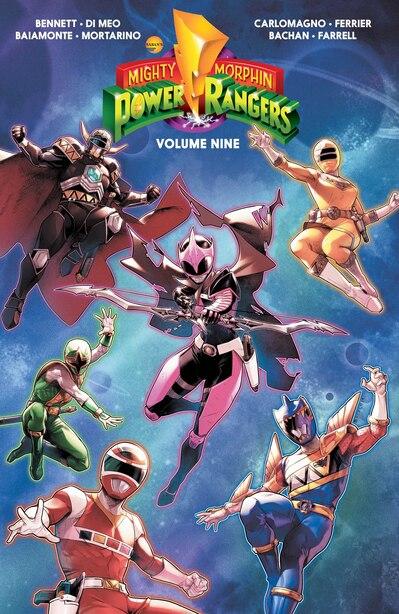 Mighty Morphin Power Rangers Vol. 9 by Marguerite Bennett