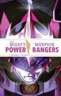Mighty Morphin Power Rangers Beyond The Grid Deluxe Ed. by Marguerite Bennett
