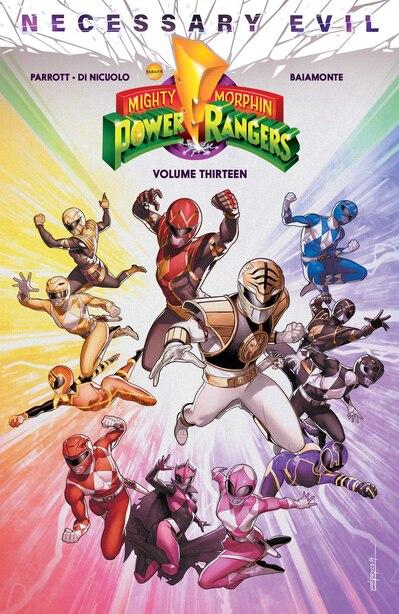 Mighty Morphin Power Rangers Vol. 13 by Ryan Parrott