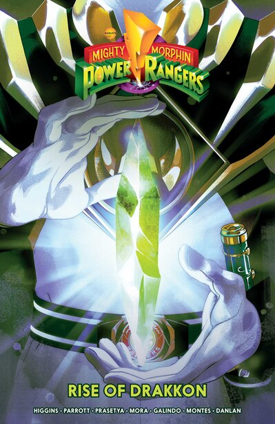 Mighty Morphin Power Rangers: Rise Of Drakkon by Kyle Higgins