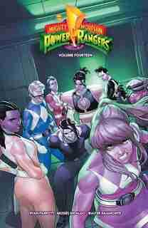 Mighty Morphin Power Rangers Vol. 14 de Ryan Parrott
