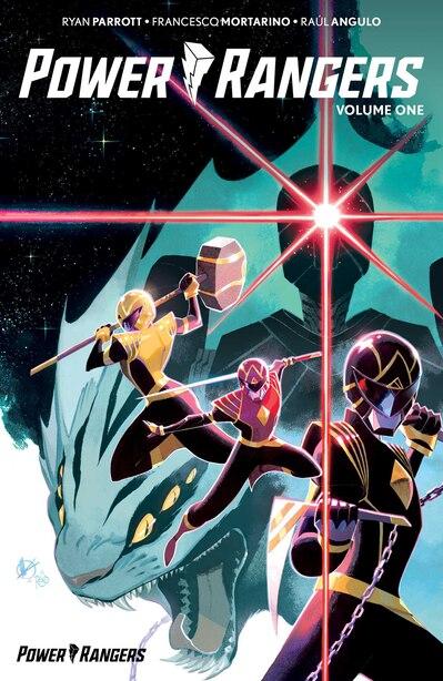 Power Rangers Vol. 1 de Ryan Parrott