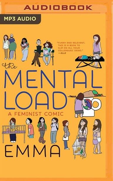 The Mental Load: A Feminist Comic by Lauren Emma