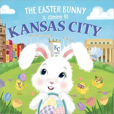 The Easter Bunny Is Coming To Kansas City by Eric James