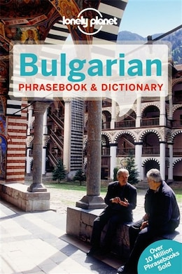 Book Lonely Planet Bulgarian Phrasebook & Dictionary 2nd Ed.: 2nd Edition by Ronelle Lonely Planet