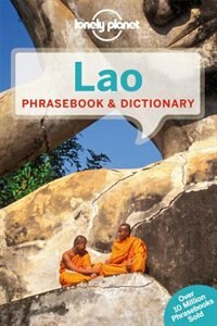 Book Lonely Planet Lao Phrasebook & Dictionary 4th Ed.: 4th Edition by Joe Lonely Planet