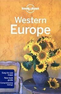 Lonely Planet Western Europe 10th Ed.: 10th edition
