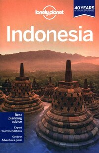 Lonely Planet Indonesia 10th Ed.: 10th Edition