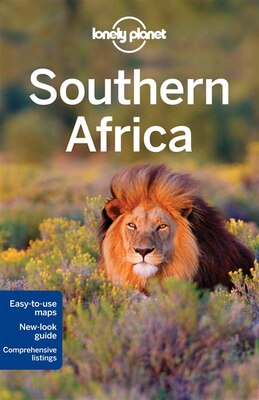 Book Lonely Planet Southern Africa 6th Ed.: 6th Edition by Alan Lonely Planet