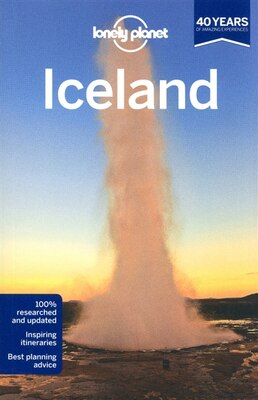 Book Lonely Planet Iceland 8th Ed.: 8th Edition by Brandon Lonely Planet