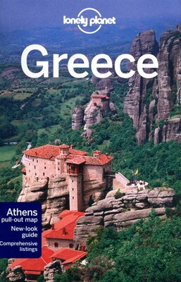 Book Lonely Planet Greece 10th Ed.: 10th Edition by Korina Miller