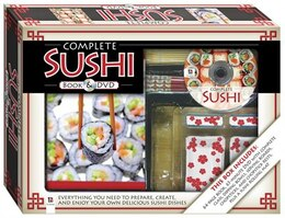 Book Complete Sushi Kit by Na