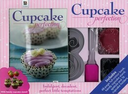 Book Cupcake Perfection by Hinkler Books