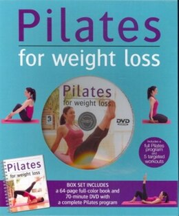 Book PILATES FOR WEIGHT LOSS BK & DVD NT by Watts Elise