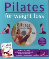 PILATES FOR WEIGHT LOSS BK & DVD NT