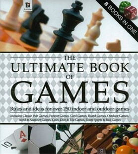 Ultimate Bk Of Games