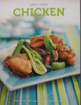 Book Great Tastes Chicken by MURDOCH BOOKS