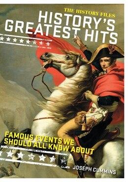 Book Historys Greatest Hits Ya Ed by MURDOCH BOOKS