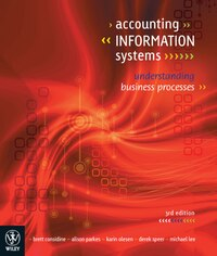 Accounting Information Systems: Understanding Business Processes
