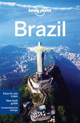 Book Lonely Planet Brazil 9th Ed.: 9th Edition by Regis Lonely Planet