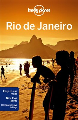 Book Lonely Planet Rio de Janeiro 8th Ed.: 8th Edition by Regis St Lonely Planet
