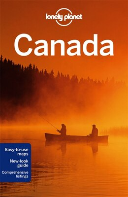 Book Lonely Planet Canada 12th Ed.: 12nd Edition by Karla Lonely Planet
