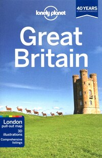 Lonely Planet Great Britain 10th Ed.: 10th Edition