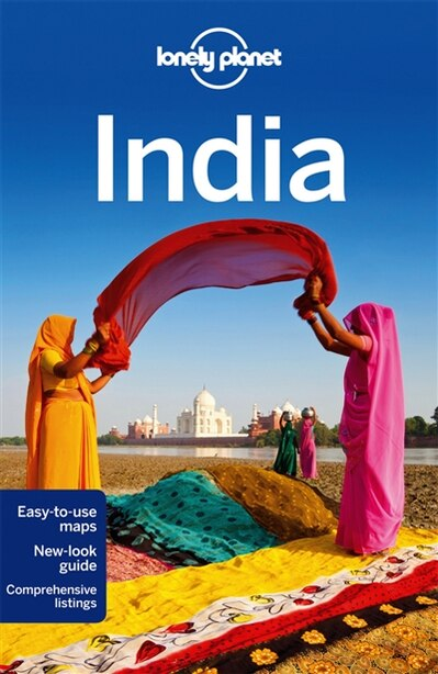 Lonely Planet India 15th Ed.: 15th Edition by Sarina Lonely Planet