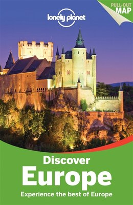 Book Lonely Planet Discover Europe 3rd Ed.: 3rd Edition by Oliver Lonely Planet
