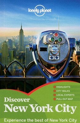 Book Lonely Planet Discover New York City 2nd Ed.: 2nd Edition by Michael Lonely Planet