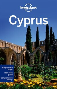 Lonely Planet Cyprus 6th Ed.: 6th Edition
