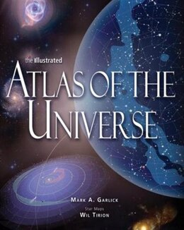 Book ATLAS OF THE UNIVERSE by Mark A Garlick
