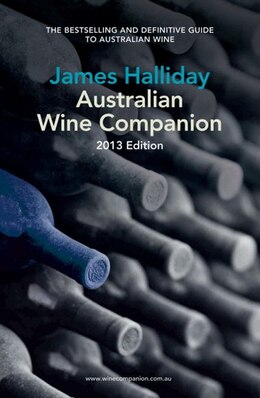 Book James Halliday Wine Companion 2013 by James Halliday