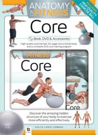 Book CORE TRAINING ANATOMY OF FITNESS COMPLET by Books Hinkler