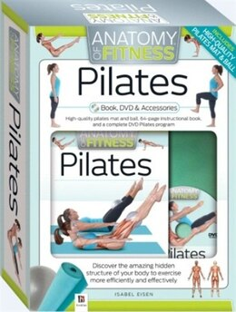 Book PILATE: ANATOMY OF FITNESS COMPLETE KIT by Books Hinkler
