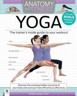 Book ANATOMY OF FITNESS YOGA by Na