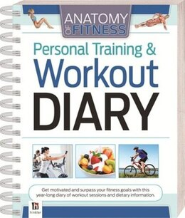 Book PERSONAL WORKOUT DIARY by Na