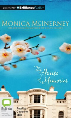 Book The House of Memories by Monica Mcinerney