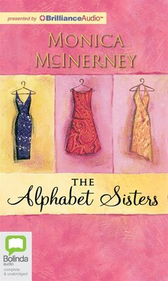 Book The Alphabet Sisters by Monica McInerney