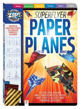 Book ULTIMATE PAPER PLANE CHALLENGE by Studios Hinkler