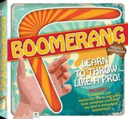 Book BOOMERANG KIT by Na